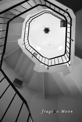 アートグレース螺旋階段
