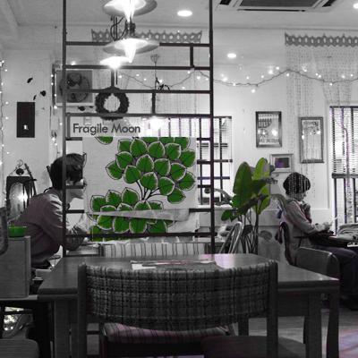 奈良カフェ