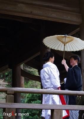 妙本寺婚礼