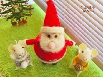 クリスマスニューフェイスcM