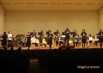 吹奏楽部コンサート