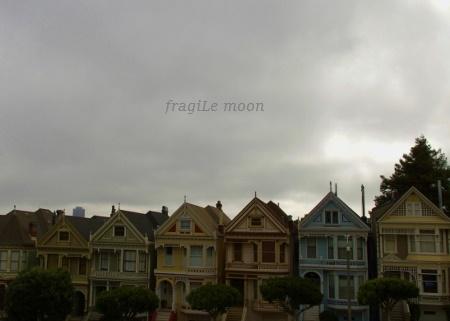 曇り空・サンフランシスコ
