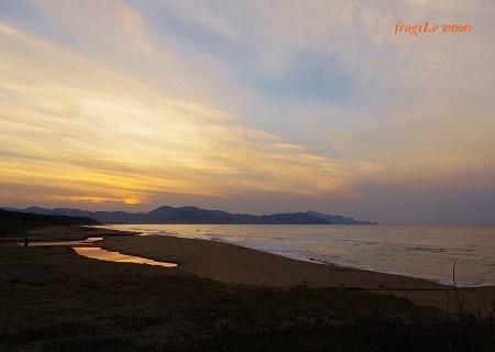 夕日が浦海岸2016.11