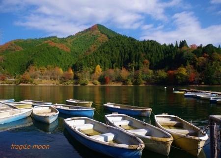 銀山湖2 2016秋