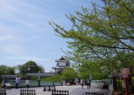 金沢・石川門