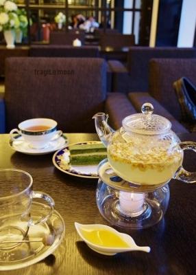 太閤園お茶