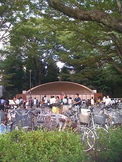 吉祥寺・井の頭公園