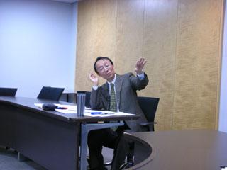 チーム経営・博野さん