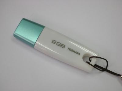東芝製USB U2K-002GT