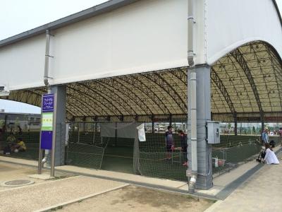 フットサル場