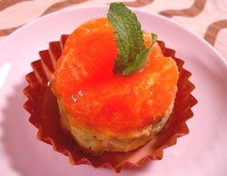 野沢菜ケーキ