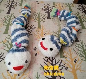 縫わずに簡単に手作りできる赤ちゃん・乳幼児向けおもちゃ工作