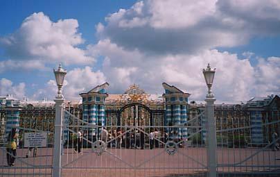 エカテリーナ宮殿全体