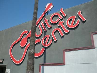 ギターセンター