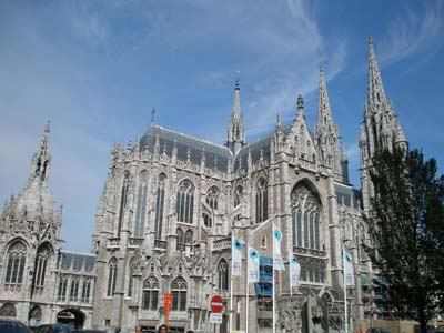 オステンド聖堂2