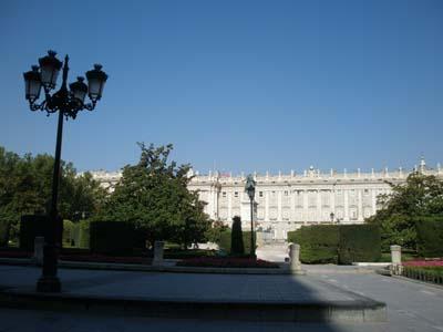 マドリッド・王宮1