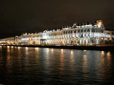 Hermitage Night