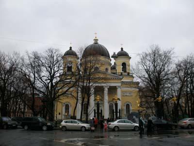 プーチン・教会