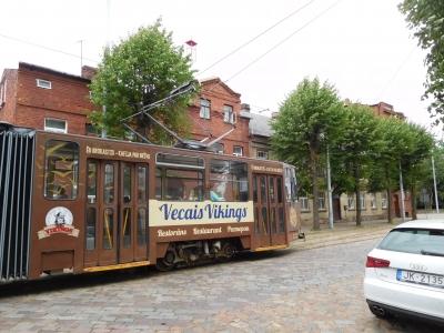 liepaja tram