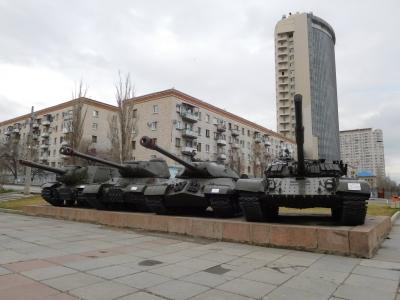 volg tank