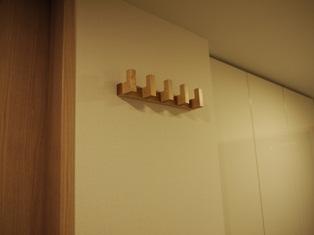 IKEAのフックラック