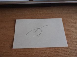 無印のこすって消せるボールペン