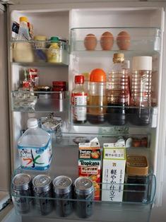 冷蔵庫内収納