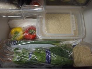 冷蔵庫収納(野菜室)