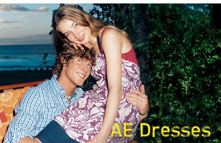 ★アメリカンイーグルの可愛いサマードレス2