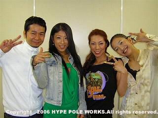 ドリカム&HYPE DA HUSTLER 2006.6@横浜アリーナ