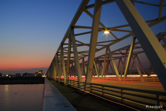 江戸川−市川橋