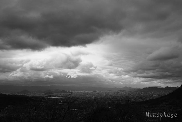 八栗寺からの眺め