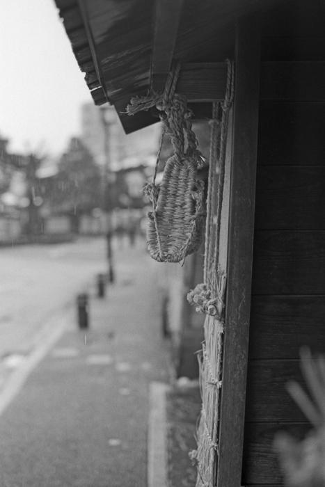 金沢、長町にて