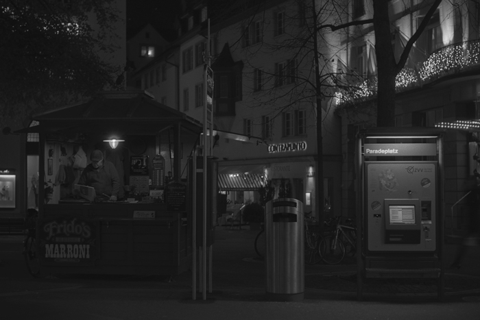 チューリッヒの夜(4)