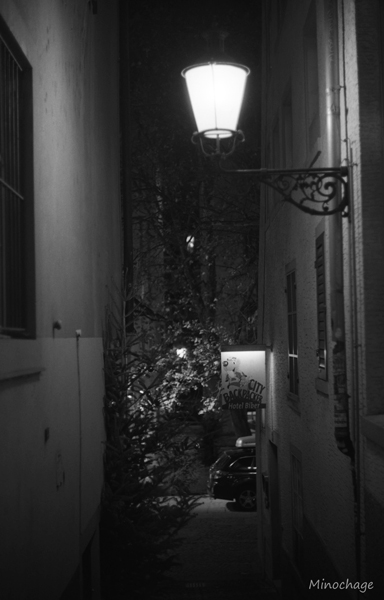 チューリッヒの夜