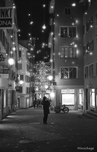 Zurich night time 5