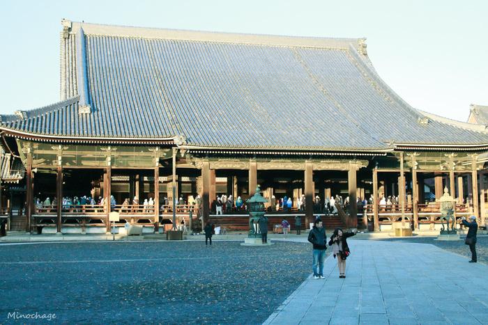 西本願寺_御煤払(1)