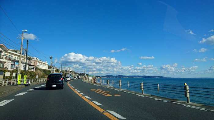鎌倉の海 1