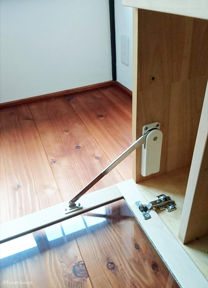 IKEAのBILLYをリフォーム(2)
