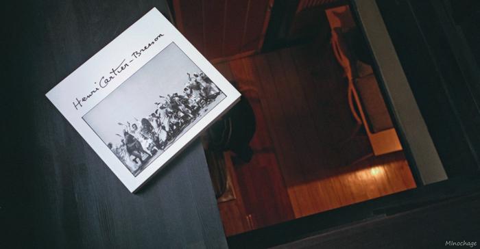 Henri Cartier Bresson 自選コレクションの図録