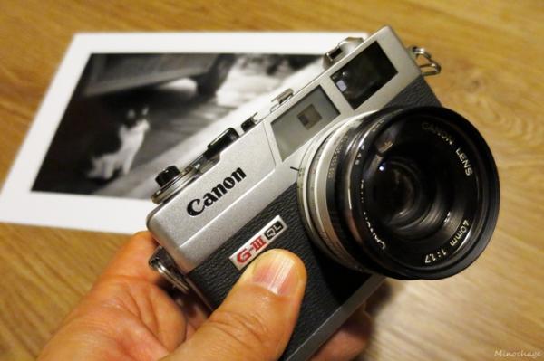 Canonet QL17 G-III