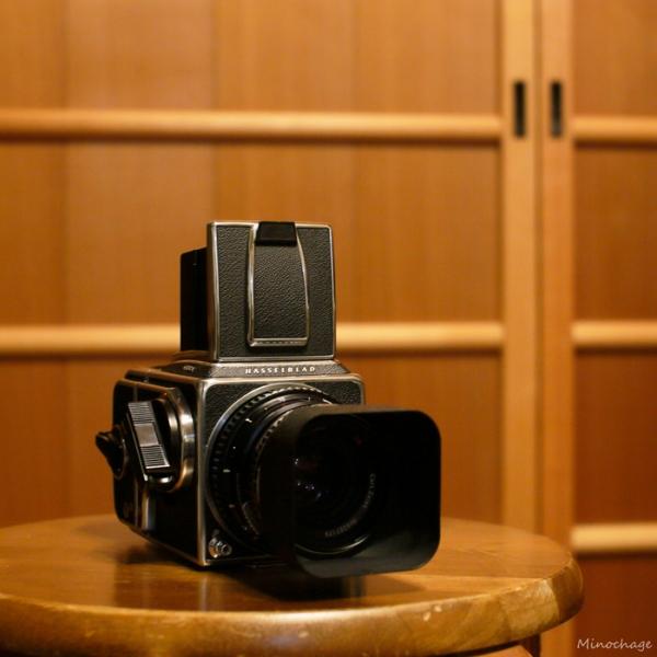 Hasselblad503CX + Planar C80mm f2.8 T* + A12 filmmagazine