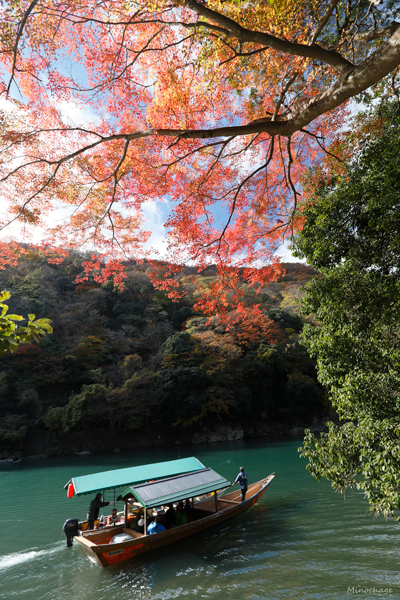 2017 嵐山 秋