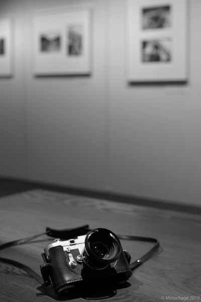 Leica Gallery Kyoto 時間(とき)のアトラス バービー山口(1)