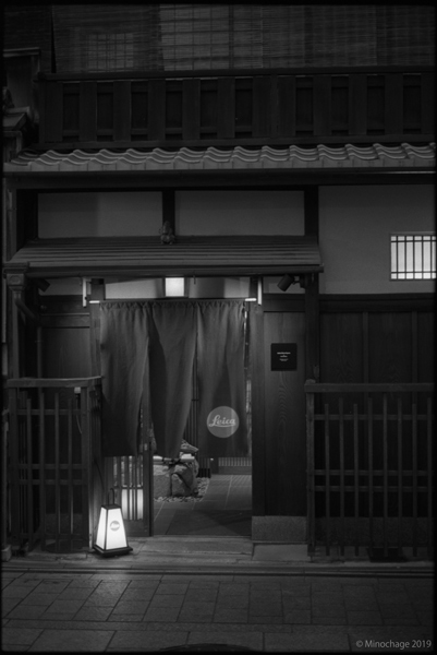Leica Gallery Kyoto 時間(とき)のアトラス バービー山口(3)