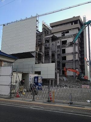 飯田商工会議所_解体2012