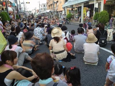 銀座大道芸2012