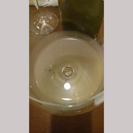 好きな色 白ワイン