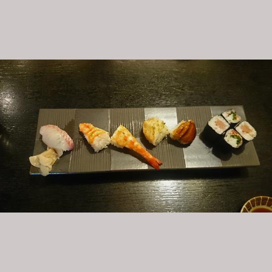 寿司英 握り寿司その2