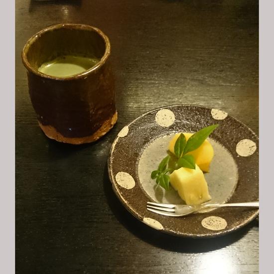 寿司英 デザート